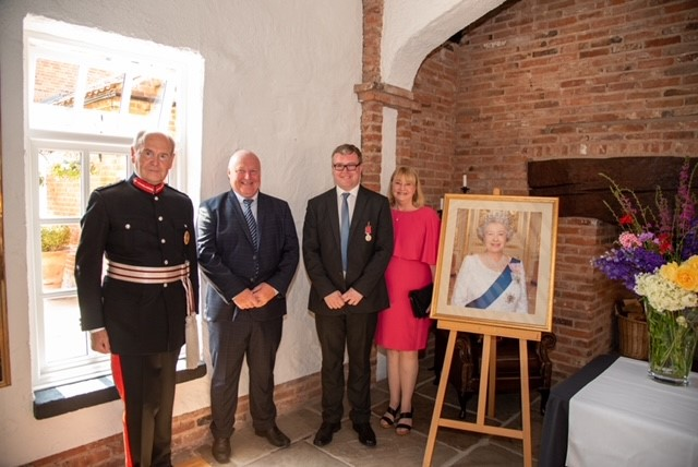 Damian Staples, Old Westbournian receives Queen's Honours